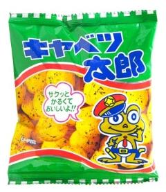 菓道 キャベツ太郎 30入 駄菓子 ゼリー