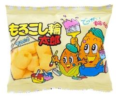 菓道 もろこし輪太郎 30袋 駄菓子 スナック
